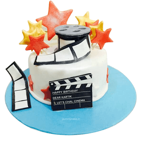 Movie Themed Cakes