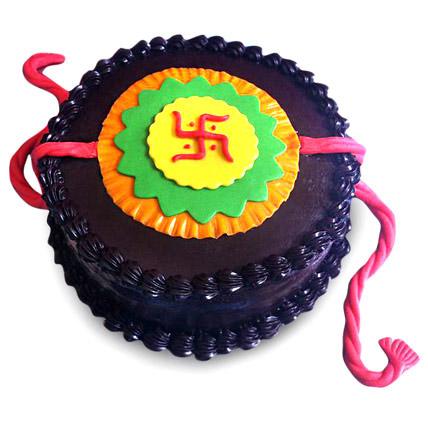 rakhi-special-chocolate-truffle-yummycake