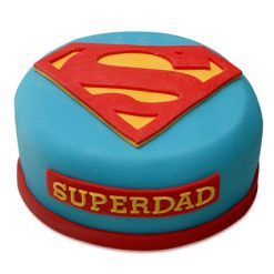 Yummy Super Dad