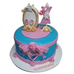 Girls Birthday Cakes