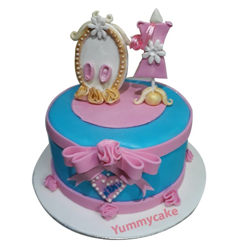 Awesome Girls Birthday Cakes Online