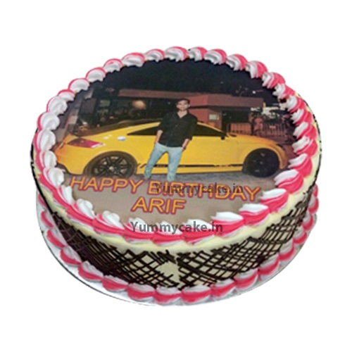 Birthday Cake For Brother Online Cheap Price Yummycake