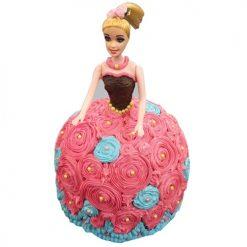 Barbie Cake Online