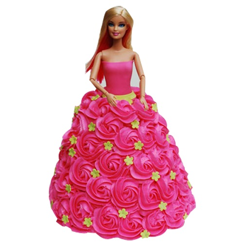 Birthday Cake Princess Doll