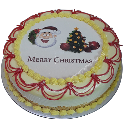 Christmas Themed Cakes