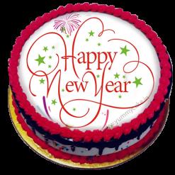 New Year Cake 2019