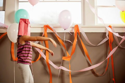 Wacky Birthday ideas for a Girl