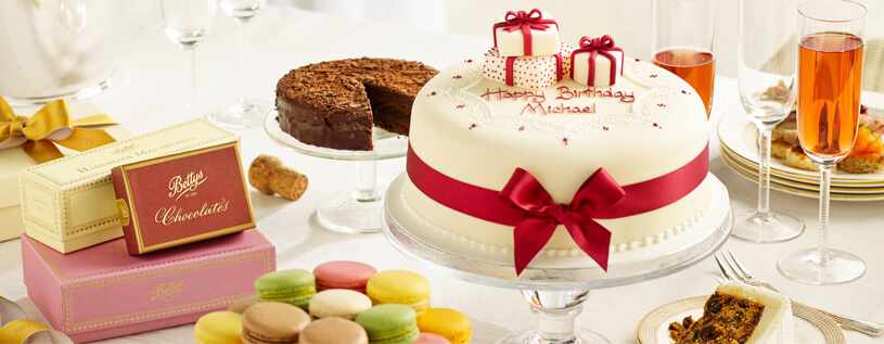 occasions for gifting a cake