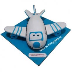 Unique Plane Birthday Cake