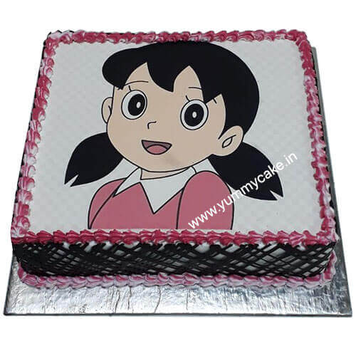 Shizuka Birthday Cake Online