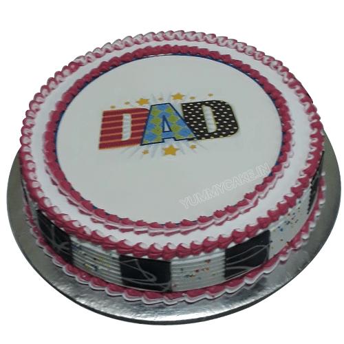 Cool Dad Cake
