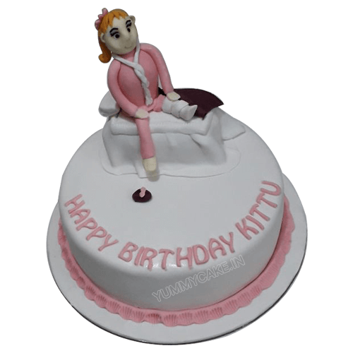 Get Well Soon Cakes Online At Best Price In Delhi Fee