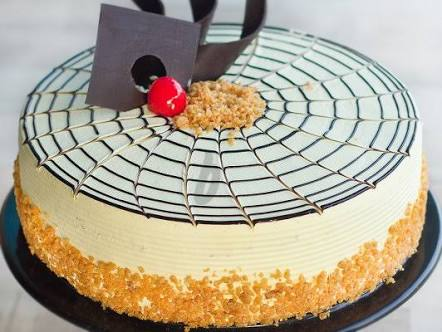 Royal Butterscotch Cake