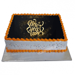 New Year 2019 Cake Designs