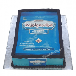 Rajnigandha Cake