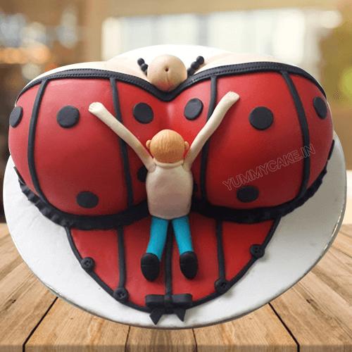 Deep Cleavages Cake