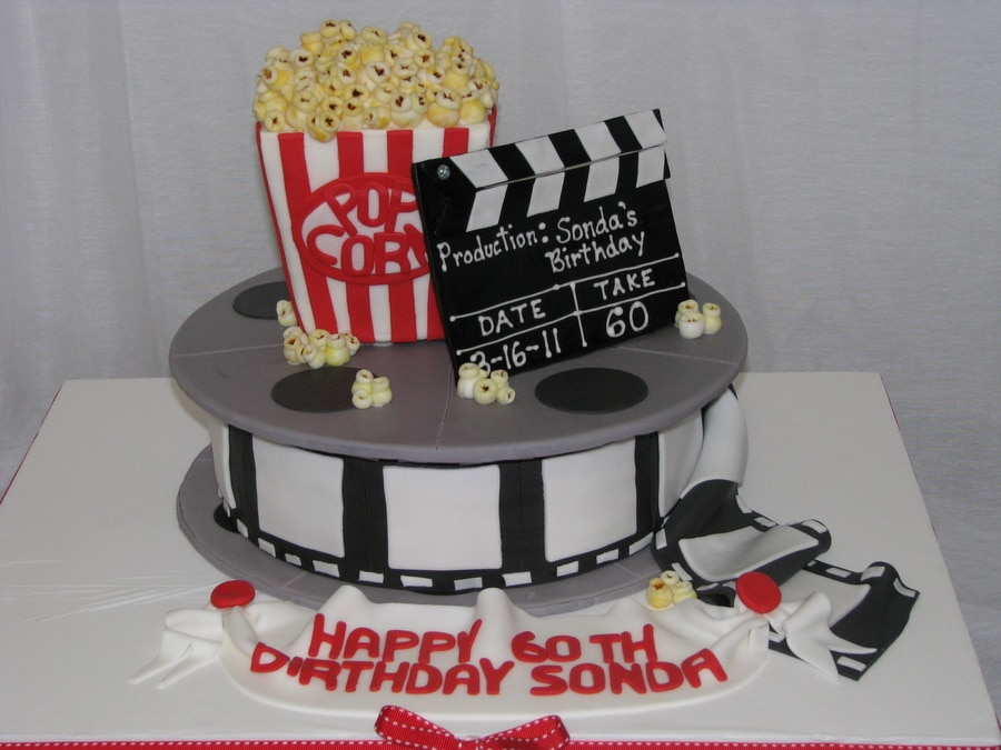cakes for movie buffs