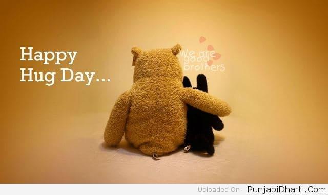 hug day