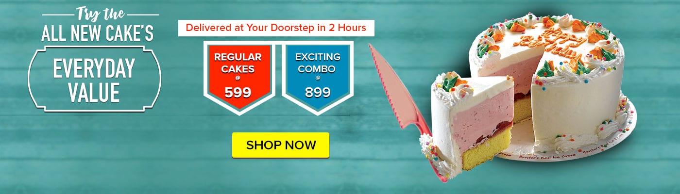 Online Cake Delivery In Delhi NCR
