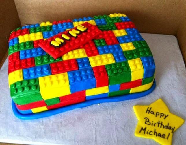 cake for a super child