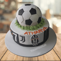 Cake for Football Lovers