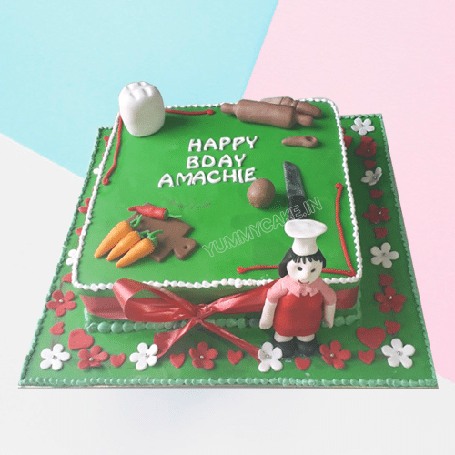 Customised Cakes For Mom