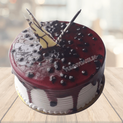 Delightful Blueberry Cake
