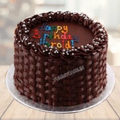 Chocolate Cake for Husband