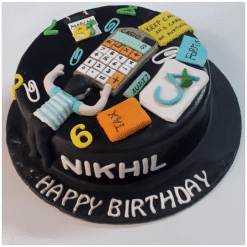 Teachers Day Cake Online
