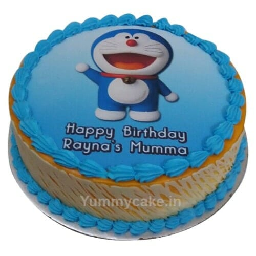 Most Popular Cartoon Cakes Online for Children