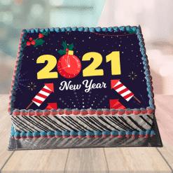 New Year Designer Cake