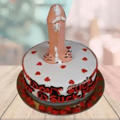 Vulgar Cake