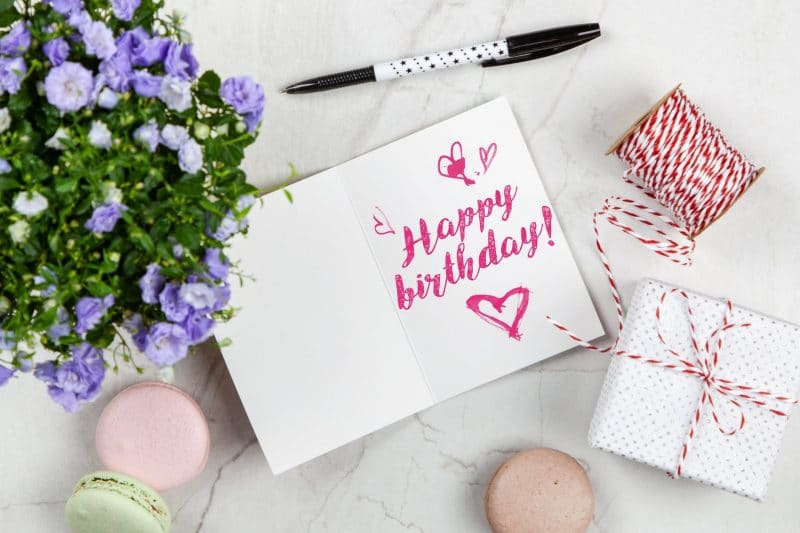 Boyfriend Birthday Celebration Ideas
