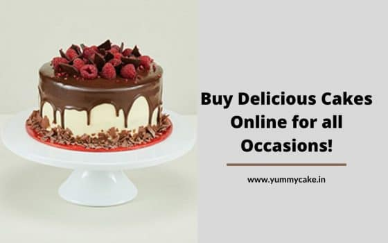 Why Should You Buy Cakes from Online Bakery?