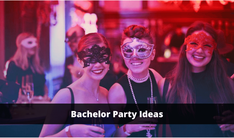 funny Bachelor Party ideas