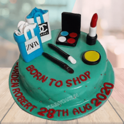 Makeup Cake online