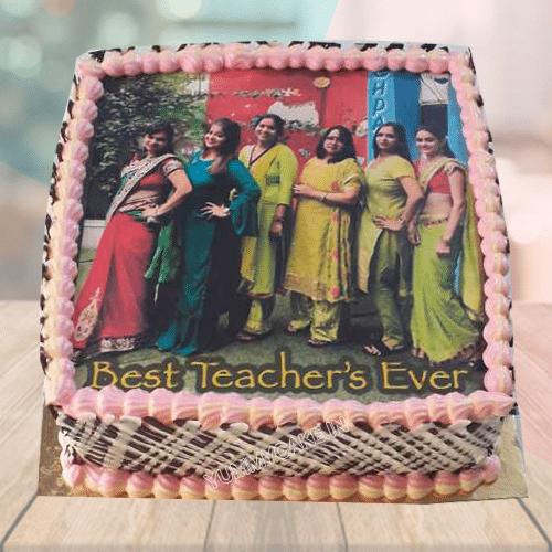 Online Teachers Day Gift