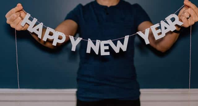 new year celebration ideas at home