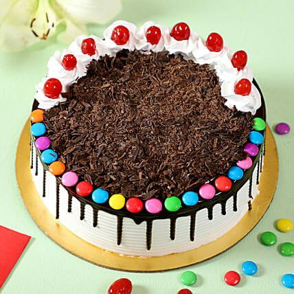 Yummy Black-Forest Cake
