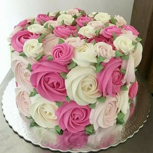 Gorgeous Floral cake for mothers day